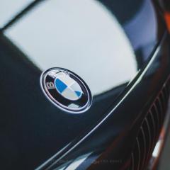 BMW 7 powłoka ceramiczna Gyeon Mohs