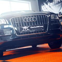 Audi Q5 Pakiet Zymol Premium