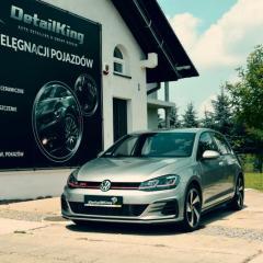 VW Golf  7 GTI Folie ochronne + zestaw powłok w wersji King