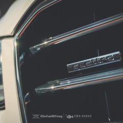 Audi A8L - pakiet Gyeon Mohs+ King